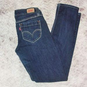 Levis Denim Jeans Size 7M Too super low